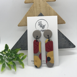 The ' Prancer' Statement Earrings