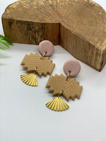 The 'Mimi' Statement Earrings