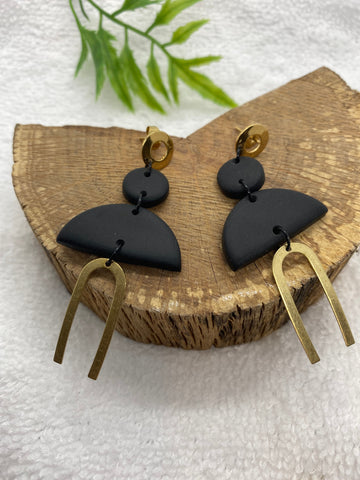 The 'Maple' Statement Earrings