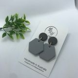 The 'Evelyn' Statement Earrings