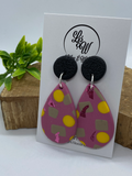 The 'Melody' Statement Earrings