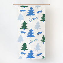 NORTH LAND FABRIC BLUE