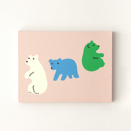 ROLLING BEARS CANVAS