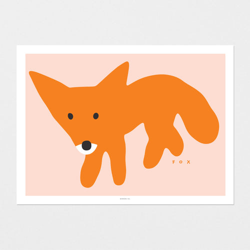 Copy of RED FOX-PINK
