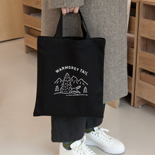 Dotom Black Logo Bag