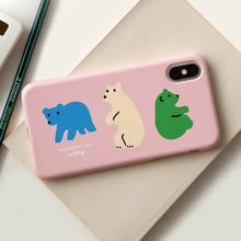 Rolling Bears Phone Case