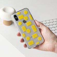 Corn Clear Phone Case