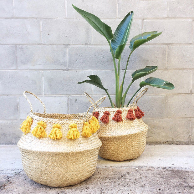 Seagrass Baskets (Large)