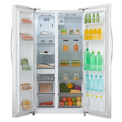 527L Side By Side Fridge