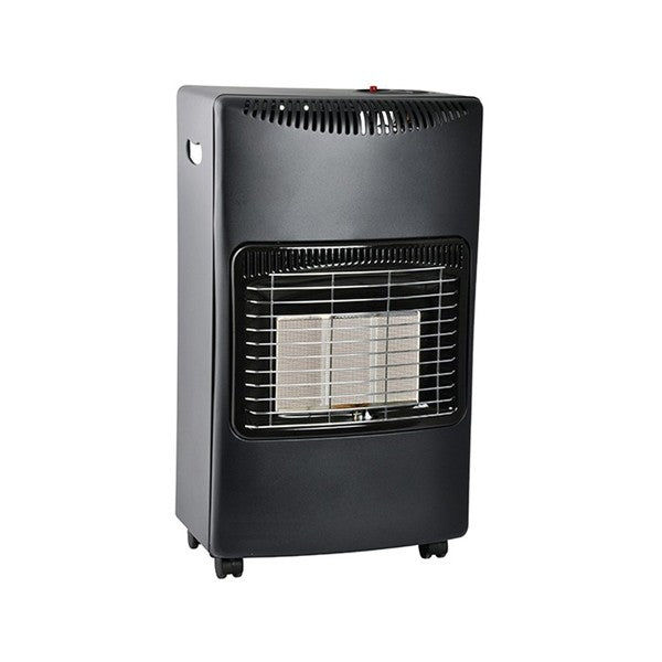 Totai full body black gas heater 16/DK1010B (NOT AVAILABLE)