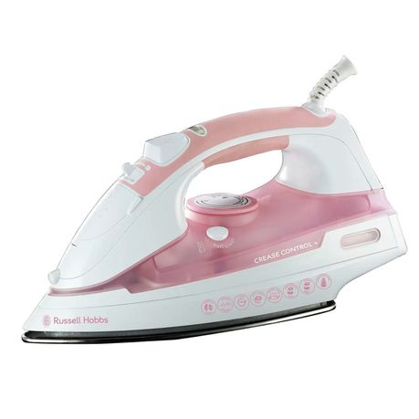 Russel Hobbs 2200W Crease Control Steam Iron 854076
