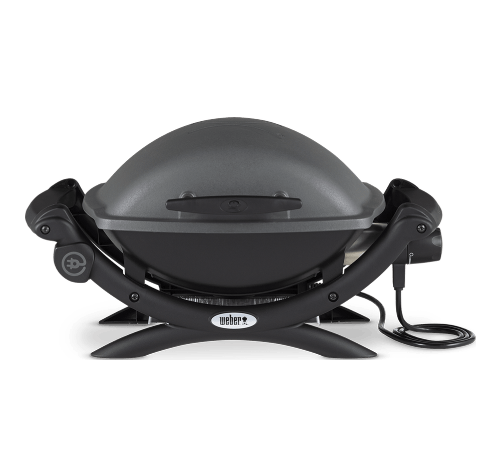Weber Electric Dark Grey Grill 52020044