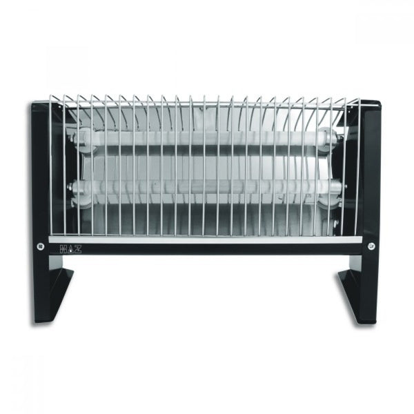Haz - HZ422 2 Bar Heater - Galvanized Steel
