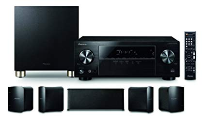 Pioneer 5.1 home entertainment pack HTP-074