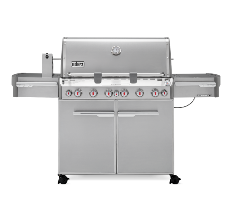 Weber® Summit® S-670 GBS®