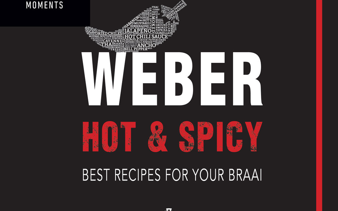 Weber hot and spicy cookbook 305185