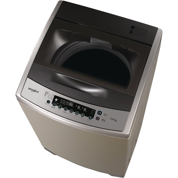 Whirlpool WTL1300 SL freestanding top loading washing machine: 13kg