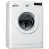 Whirlpool Front Loader AWP7100WH  - 6th Sense 7kg washing machine