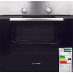 Defy DCB001 Multifunction Oven and Touch Control Hob - Stainless Steel