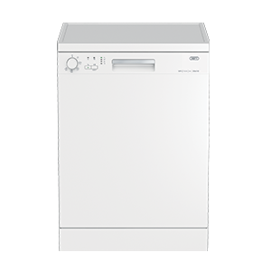 Defy 13 Place A+ White Dishwasher DDW 230