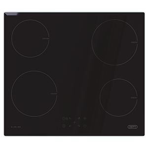 DHD410 HOB DEFY 4 INDUCTION BV