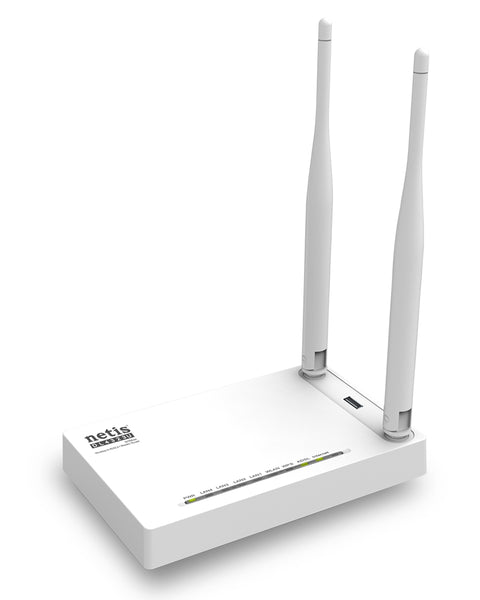 Netis 300Mbps Wireless N ADSL2+ Modem Router - DL4323U