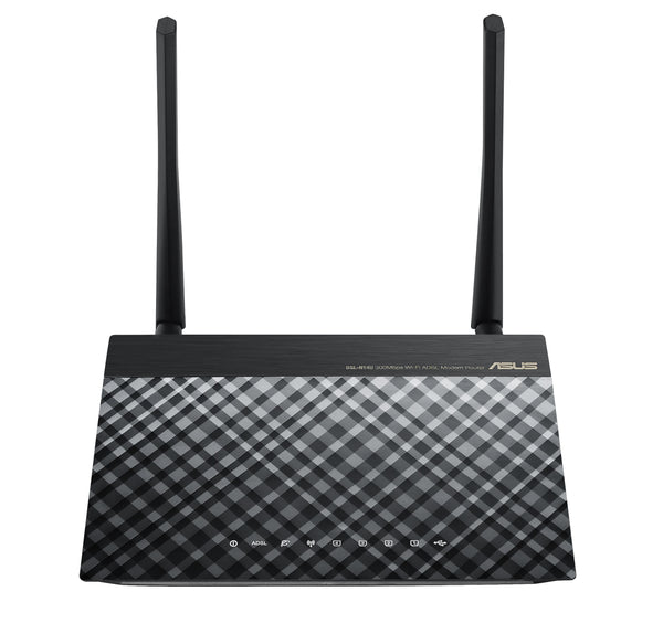 ASUS DSL-N14U Wireless N300 ADSL Modem Router