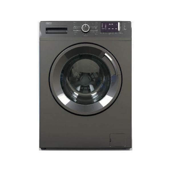 DEFY 7KG METALLIC FRONT LOADER WASHING MACHINE DAW384