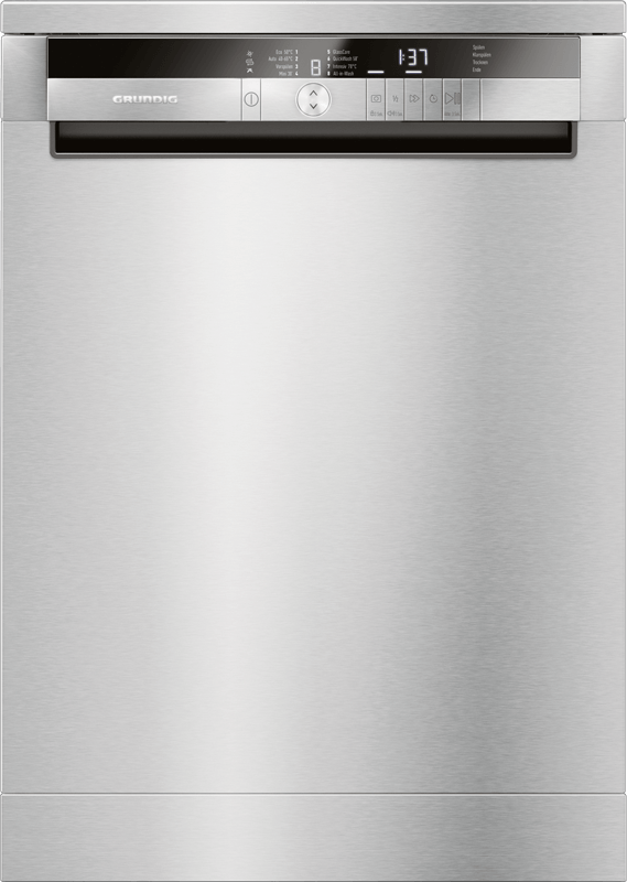 Grundig Freestanding Dishwasher GNF 41820 X