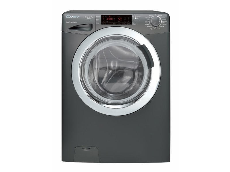 Candy 8kg Grandovita Washing Machine (GVF148TWHCR/1-ZA)