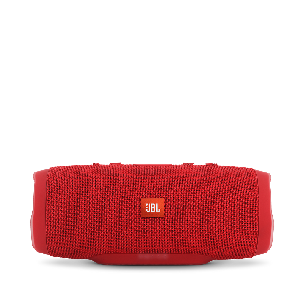 JBL Charge 3 20w Bluetooth Speaker - Red – Liv Green Electronics
