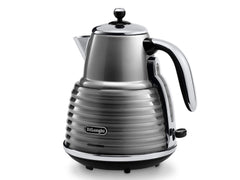 Delonghi - Scultura Steel Grey Breakfast Pack (KBZ2001.GY+CTZ4003.GY)
