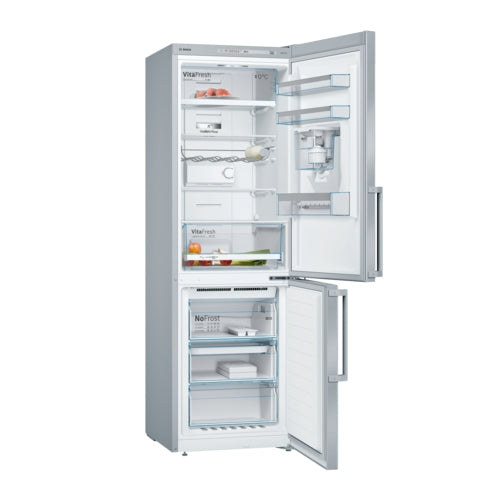Bosch KGD36VI30Z NoFrost, Bottom freezer In door Water dispenser Doors inox EasyClean