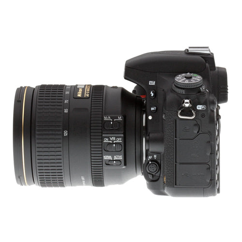 NIKON D750 DSLR Camera + AF-S 24-120mm F4 VR Lens