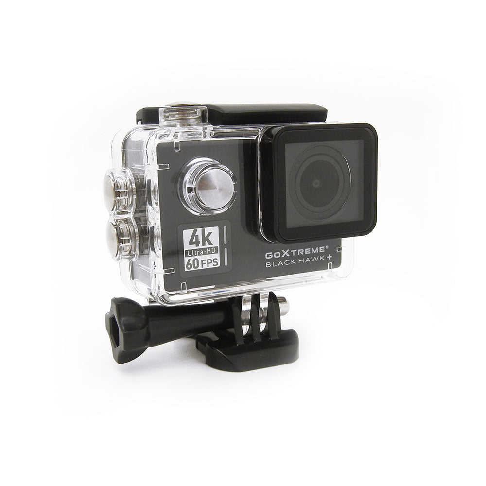 GoXtreme Black Hawk 4k plus action cam with wifi