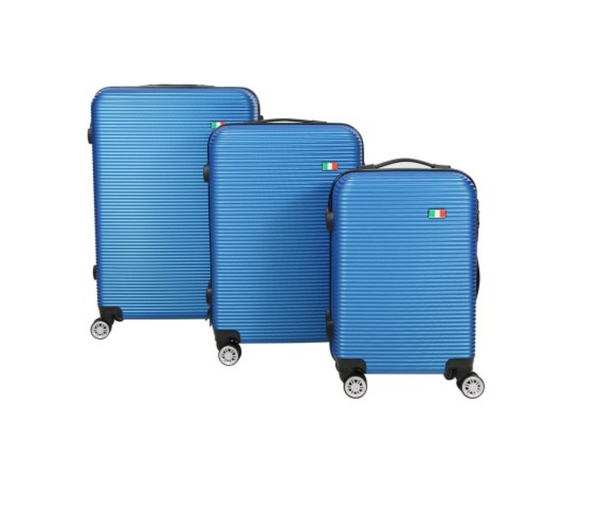 JGI Italiano Hard-shell Travel SET