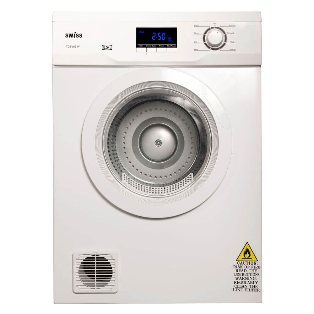 Swiss Tumble Dryer – TDEV85 S