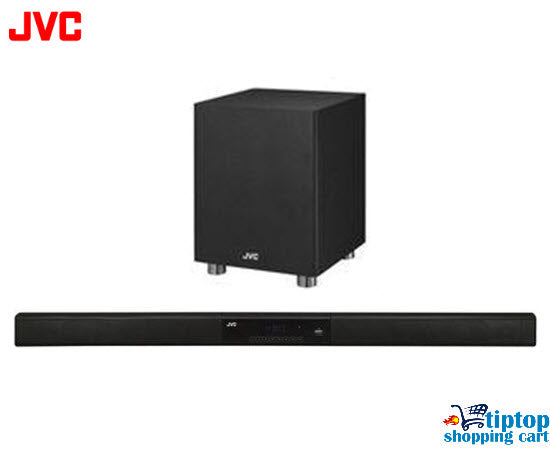 JVC HDMI sound bar wireless subwoofer TH-BY858A