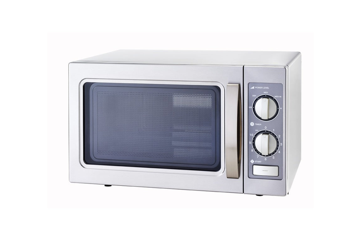 FALCO KOM-9P359S MW DAEWOOD 29 LITRE STAINLESS STEEL COMMERCIAL MICROWAVE