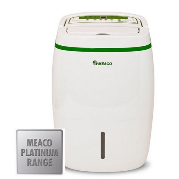 Meaco 20L Low Energy Platinum Range