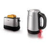 Philips Breakfast bundle silver HD9350/90 and HD2628/20