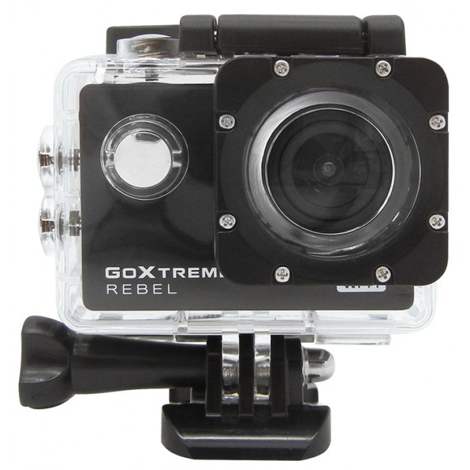 GoXtreme Rebel 720p Action Cam With Wifi