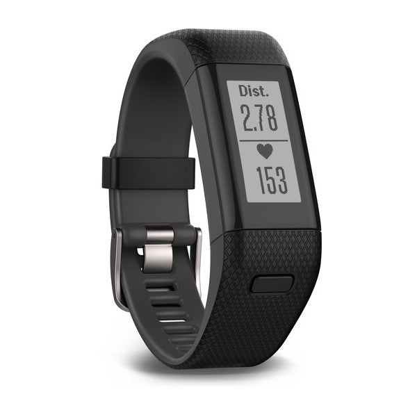 Garmin vívosmart® HR+ (Black)