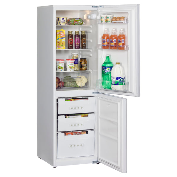 KIC-  Bottom Freezer - 239L