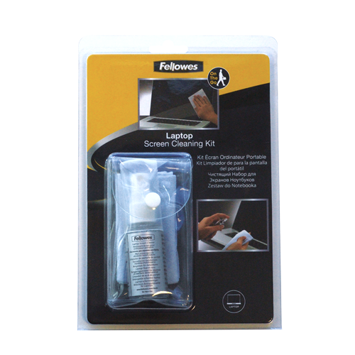 Fellowes laptop screen cleaning kit 2201911