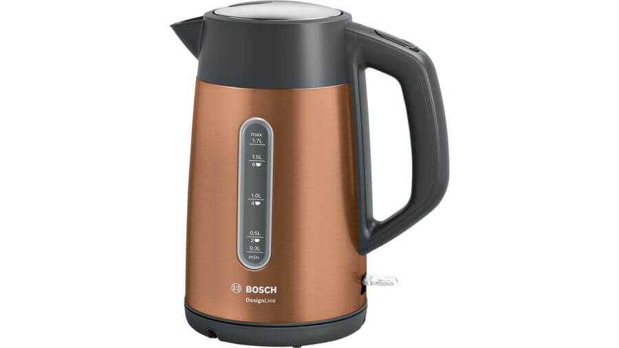 Bosch Kettle Design Line 1.7 l copper TWK4P439