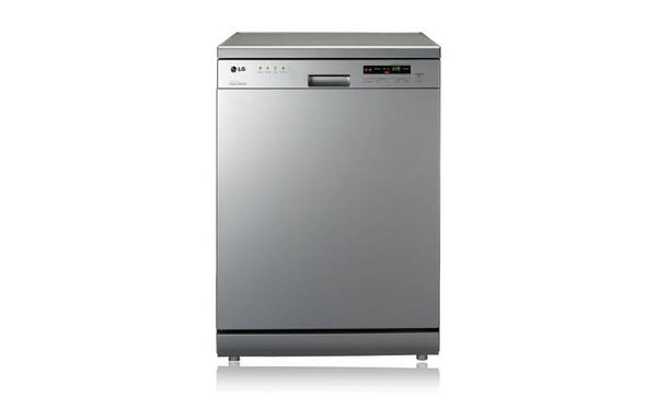 LG D1450LF1 14-Place Dishwasher (Silver)