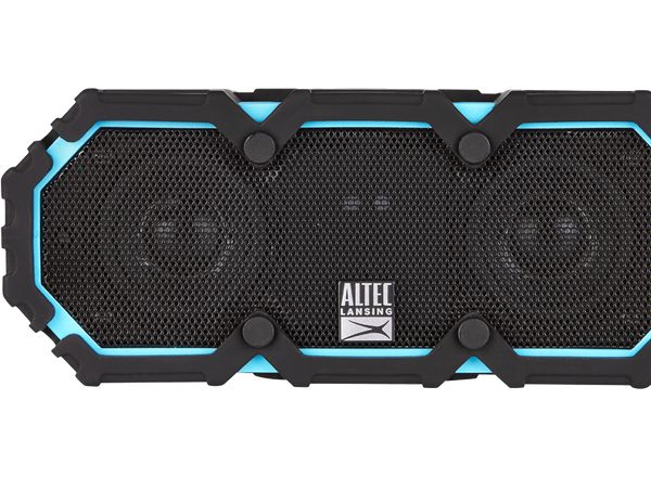 Altec Lansing Mini Life Jacket Outdoor Bluetooth Speaker - Aqua