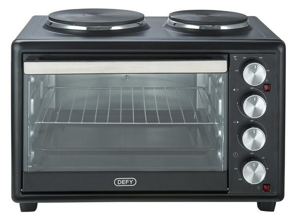 30 L Mini Oven Hot Plate - MOH 9328 B