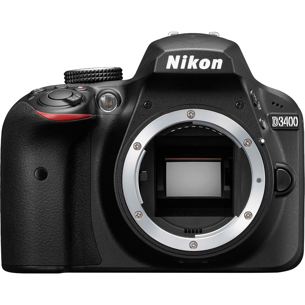 Nikon D3500 + 18-55mm VR + 70-300mm DXAF-P + Shoulder bag + 16 GB SD (Double Lens)